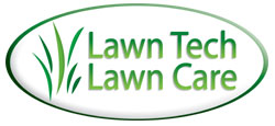 Lawn Tech Lawn Care Logo